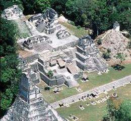 The Fall of the Maya: 'They Did it to Themselves'