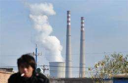 The report says greenhouse gas emissions must be curbed
