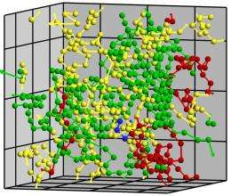 Researchers See Complex Atomic Choreography as Crystals Melt