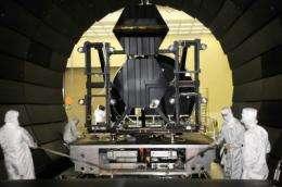 Two Mirrors Arrive at NASA Marshall
