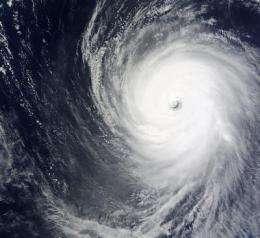 Two NASA satellites capture monster Super Typhoon Melor