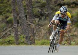 US Lance Armstrong