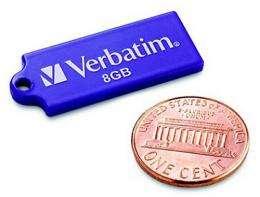 Verbatim TUFF-'N'-TINY USB drive
