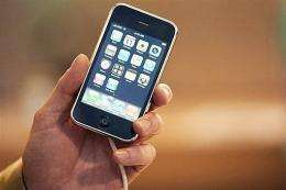Vodafone will start selling the iPhone in early 2010