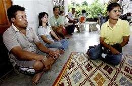 Volunteers key to success of Thai vaccine trials (AP)