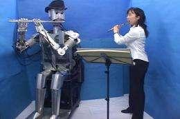 Waseda Flutist Robot