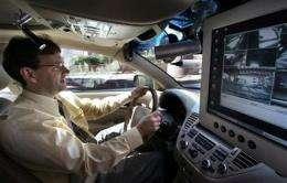 When should Alzheimer's patients stop driving? (AP)