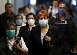 WHO raises its pandemic alert level on swine flu (AP)