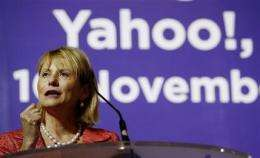 Yahoo CEO pledges to boost profit margins (AP)