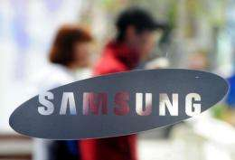 Apple launched legal action against Samsung last month