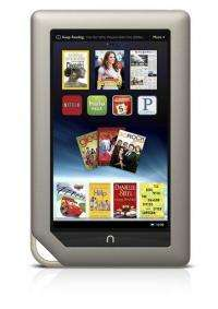 Barnes & Noble's unveils $249 Nook Tablet