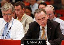 Canada has pulled out of the Kyoto Protocol, saying its targeted curbs in global emissions are unattainable