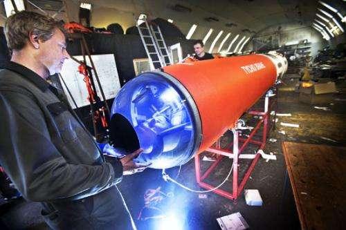 Copenhagen suborbitals upcoming launch attempt in June