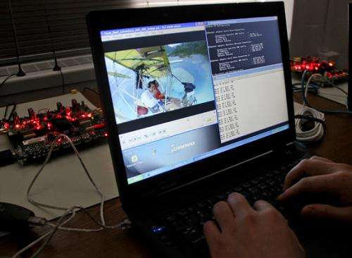 Engineers work to ease Internet data flow as demand for video grows