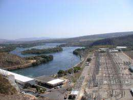 Greenhouse gas impact of hydroelectric reservoirs downgraded