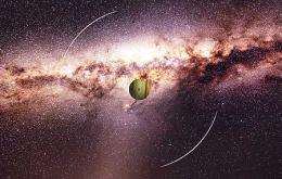Massey scientist's software finds 'orphan' planets