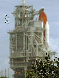 NASA checks for damage after possible lightning (AP)