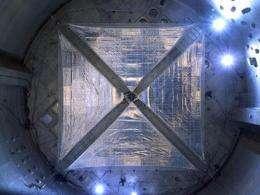 NASA to test new solar sail technology