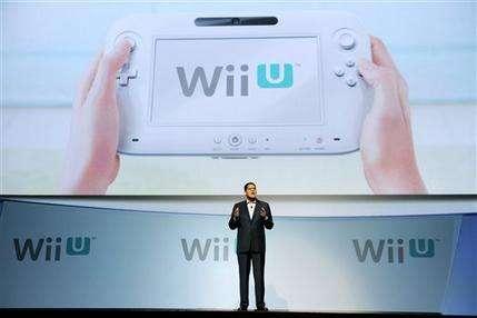 Nintendo debuts touchscreen Wii successor (AP)
