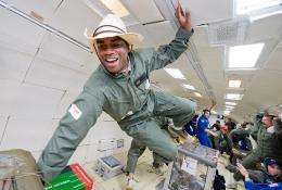 PPPL lets teachers hitch a ride on NASA's Zero-G