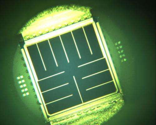 Tiny solar cell could make a big difference