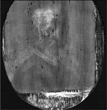 X-ray techniques help art historians verify Rembrandt sketch