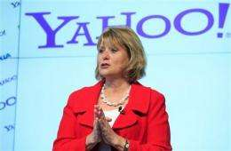Yahoo's stock rises after Bartz fired as CEO (AP)