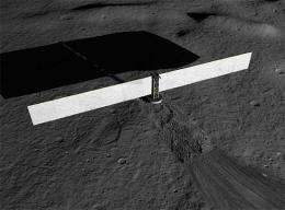 The first nuclear power plant for settlements on Moon, Mars