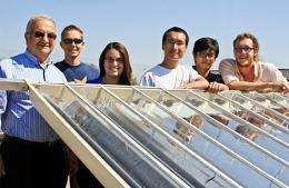 Researchers unveil innovative solar cooling project