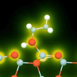 Researchers develop battery-less chemical detector