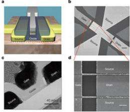 IBM introduces new graphene transistor