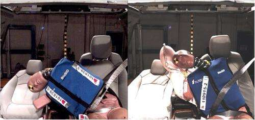 General Motors announces first center mounted airbags