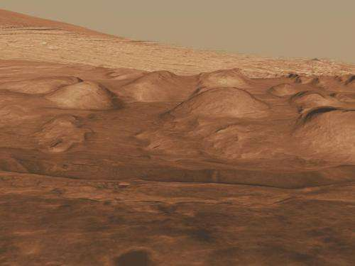 NASA's next Mars rover to land at Gale Crater (w/ video)
