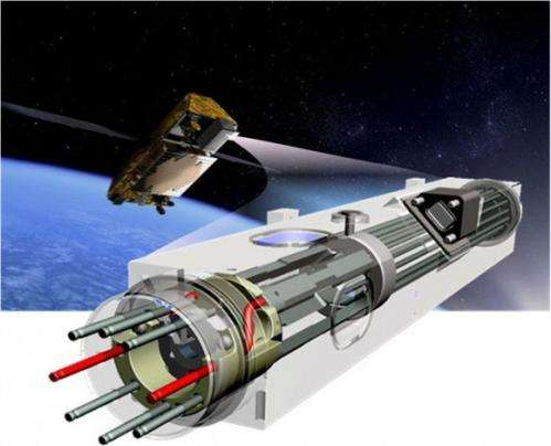 NASA to test new atomic clock