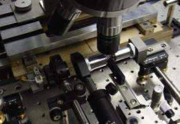 New compact microspectrometer design achieves high resolution and wide bandwidth