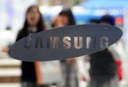 Samsung's Galaxy handset went on sale in China this week and will hit the US market next month
