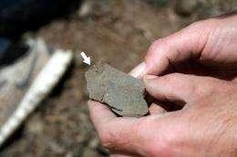 Seeking a pot of geological gold