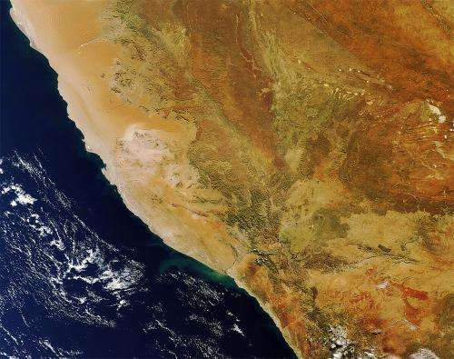 Earth from Space: African gem