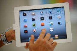 International Data Corp. said it expects worldwide tablet shipments of 62.5 million units this year