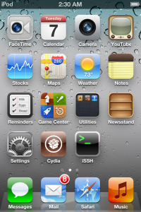 iOS 5 jailbroken before its release