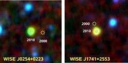 Two new brown dwarf Solar neighbors discovered