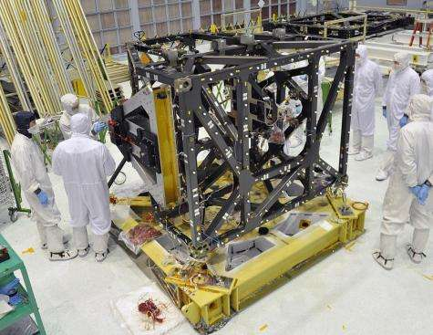 Telescope gets taken out for a spin at NASA