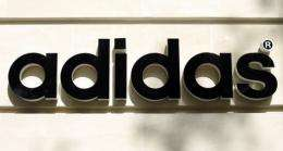 Adidas said Sunday that all its websites remained closed down after what it called a