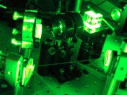 A new scheme for photonic quantum computing