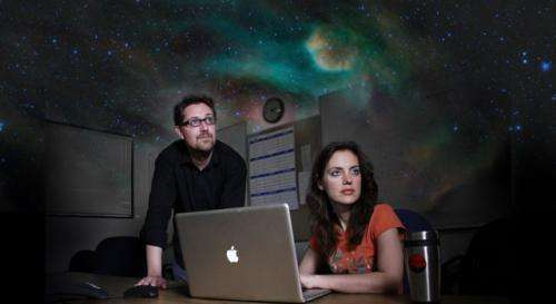 A night with the stars…in a conference room