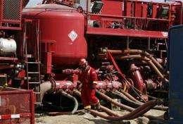 APNewsBreak: EPA theorizes fracking-pollution link (AP)