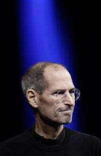 Apple's late boss Steve Jobs to receive Grammy (AP)