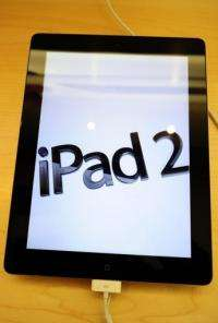 Apple's latest must-have gadget: the iPad 2 tablet computer