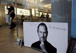 Apple's mystique may grow with Steve Jobs' death (AP)