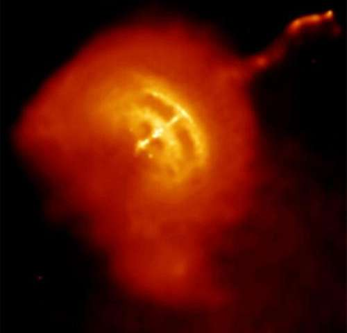 Are pulsars giant permanent magnets?
